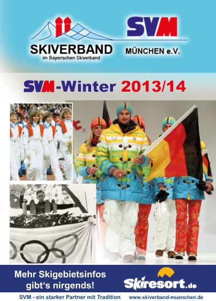 SVM Winter 2013/14