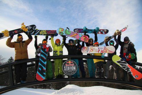 Snowboard Team Bayern